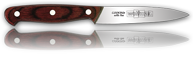 "4"" Chef�s Paring Knife with Wolfman Logo"