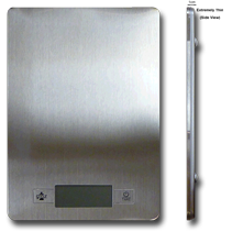 Stainless Steel Portion Scale