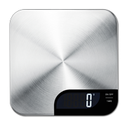 Stainless Steel Portion Scale (Alessia)