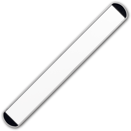 "13&frac34"" Magnet Bar, Silver"