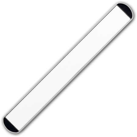 "19&frac12"" Magnet Bar, Silver"