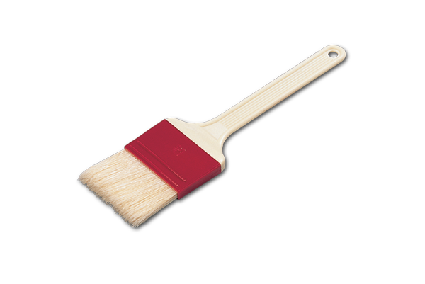 "2.5""  Pastry Brush-Natural, Natural Bristles"